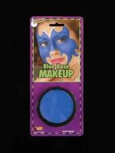 Blue Man Base Grease Smurf Makeup Halloween Stage Theatrical - 1