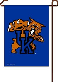 "Kentucky Wildcats 11""x15"" Garden Flag at Amazon.com"