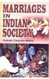 img - for Marriages in Indian Society book / textbook / text book