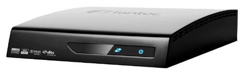fantec lecteur multimédia P2550, Full HD, HDMI, 1000 Go