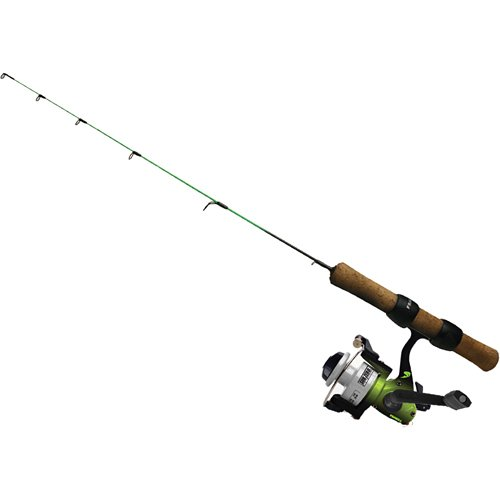 Frabill enticer ice fishing combo from frabill at the open for Frabill ice fishing rods