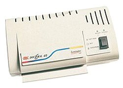 GBC DocuSeal 40 Small-Size Laminating System (Laminating Machine Small compare prices)