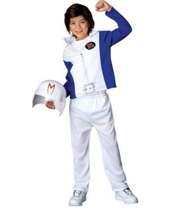 Kids Speed Racer Costume