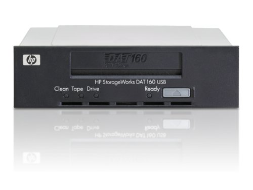 HP StorageWorks DAT 160 USB Internal Tape Drive/Top Value: AG908AT (AG908AT)