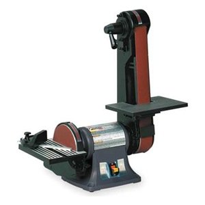 Fantastic Deal! Dayton 6y945 Sander,belt/disc