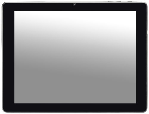 Blaupunkt Endeavour 1000 24,6 cm (9,7 Zoll) Android Tablet PC (AMD Sempron, 1,5GHz, 1GB RAM, 16GB HDD, Dual Mali-400, Android) schwarz