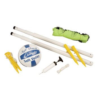 Champion Sports Deluxe Volleyball Set (Champion Volleyball Net compare prices)