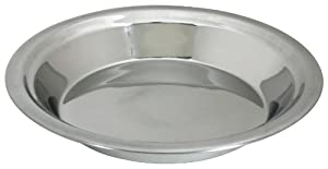 Lindy's 9-Inch Stainless Steel Pie Pan by Lindy's