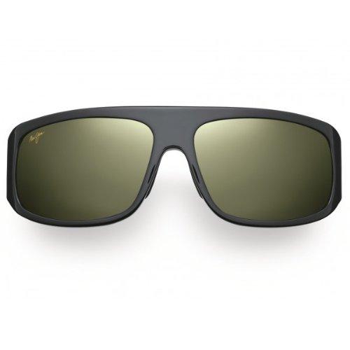 Maui Jim - Grander Smoke Grey/High Transmission Sunglasses in Nylon (MJ-HT230-11)