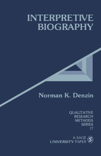 Interpretive Biography (Qualitative Research Methods)