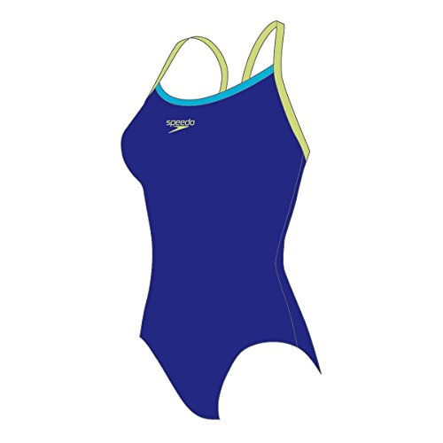 Speedo Thinstrap Muscleback Swimsuit
