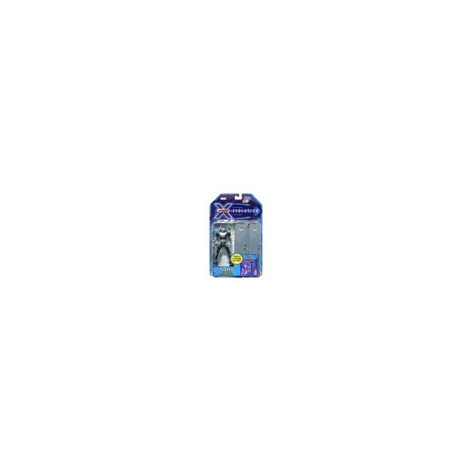 X Men Evolution Toad with Slime Attack Locker on PopScreen