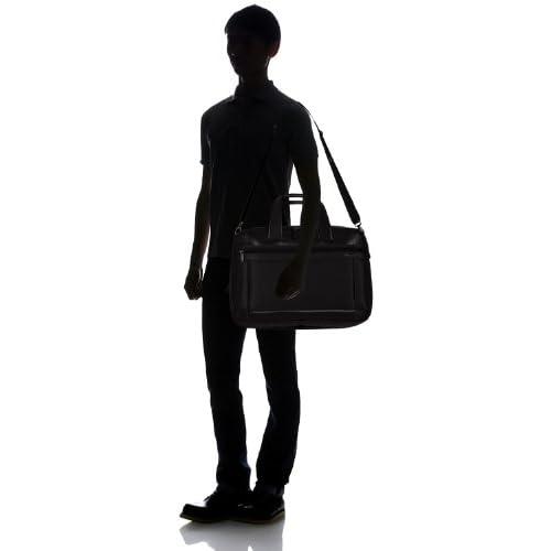 [ワールドトラベラー] World Traveler ワールドトラベラー ライリー ビジネスバッグ 43484 01 (ブラック)