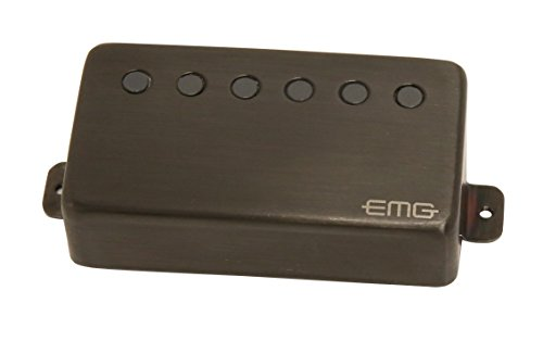 EMG 66-B BRBC aktive Humbucker brushed black chrome