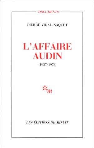 L'Affaire Audin : 1957-1978