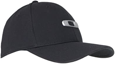 Oakley Metal Gas Can 2.0 Casquette Homme Black FR : (Taille Fabricant : L/XL)