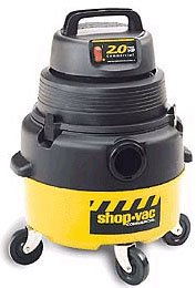 Buy Shop Vac Two-stage 2.0 HP Peak; 6 gallon lightweight poly tank (Shop Vac Power Tools,Power & Hand Tools, Power Tools, Vacuums & Dust Collectors, Wet-Dry Vacuums)