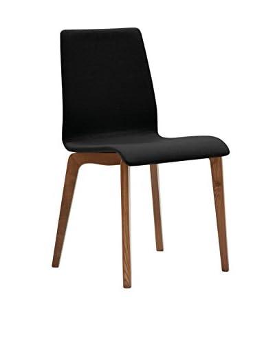 Domitalia Jude Chair, Walnut