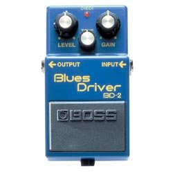 Blues Driver Overdrive Pedal