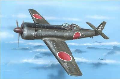 1/72 中島 Ki-115 特殊攻撃機「剣」東京決戦 1946年 SH72199