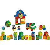 LEGO Duplo Play with Letters Building Set