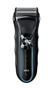 Braun Cruzer 5 Rechargeable Foil Electric Shaver from Procter & Gamble