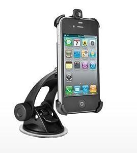 iGrip iPhone 4 Verizon Phone Holder Window Mount Cradle Car Kit