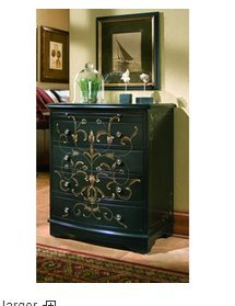Hand Painted Dresser front-847742