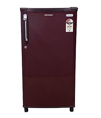 Kelvinator KWE183 Direct-cool Single-door Refrigerator (170 Ltrs, 3 Star Rating, Burgundy Red)