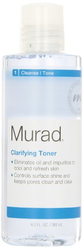 Murad Clarifying Toner, Step 1 Cleanse/Tone, 6 fl oz (180 ml)