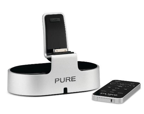 Pure I-20 30-Pin Ipod/Iphone Speaker Dock
