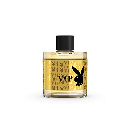 Playboy VIP After Shave 100ml Uomini, 1er Pack (1 x 100 ml)