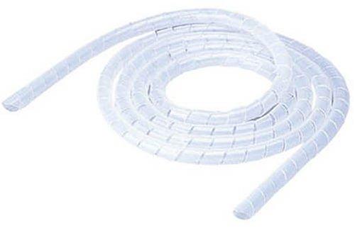 Claro 10 mm diámetro tamaño para organizar el revoltijo ELECOM de longitud de cables 2,0 m BST-10