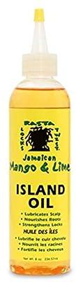 Jamaican Mango & Lime Island Oil, 8 oz