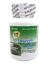 UT Strength Fish Flavor 60 Chewable by Vetri-Science