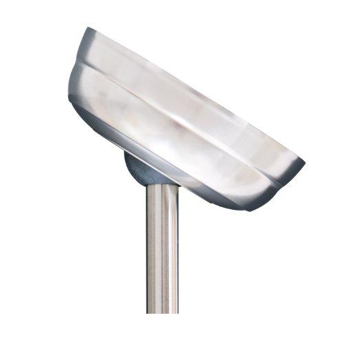 Emerson Cfsckbs Sloped Ceiling Kit, Brushed Steel front-356461