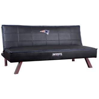 Winner NFL New England Patriots Faux Leather Klik Klak