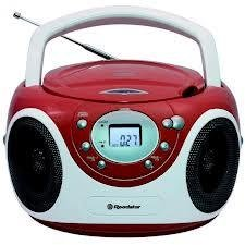 Roadstar CDR-4230MP Radiorekorder ( CD-Player,MP3 Wiedergabe )