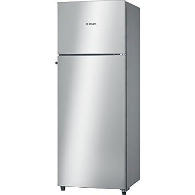 Bosch KDN43VS20I Frost-free Double-door Refrigerator (347 Ltrs, 2 Star Rating, Silver)
