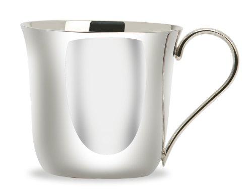 Krysaliis Sterling Silver Plain Heavy Baby Cup
