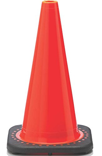 Cone Safety 18in 3lb Pvc Mold (Safety Cones 18 Inch compare prices)