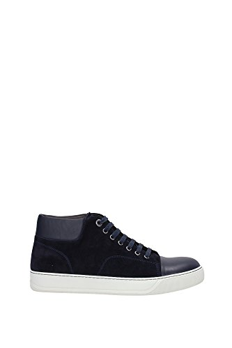 Sneakers Lanvin Uomo Camoscio Blu Navy FMSKDBM1VVELA1529 Blu 40EU