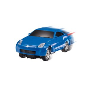 Go Cans! Nissan 350Z Rc - Ultra Micro Rc Racer, 1:56 Scale
