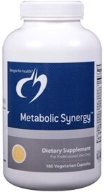 Metabolic-Synergy 180C By Designs For Health