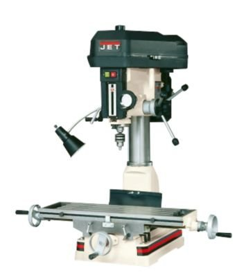 Review Of JET 350017/JMD-15 Milling/Drilling Machine