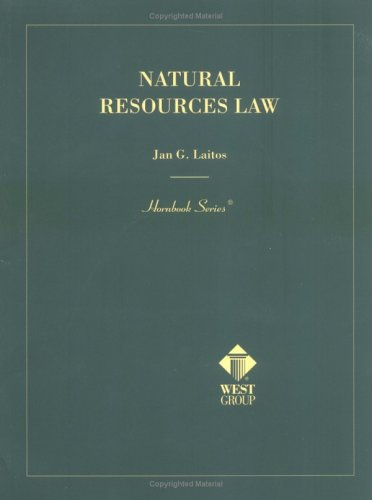 Natural Resources Law (Hornbook Series)