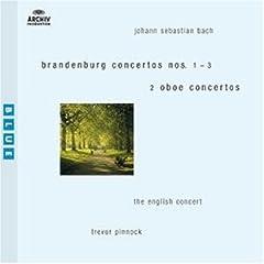 Brandenburgische Konzerte 1-3/Oboenkonzerte