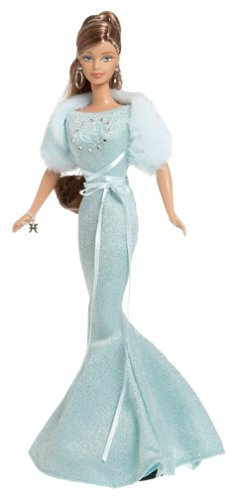 Buy Zodiac Barbie: Pisces Febuary 19- March 20