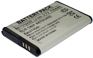 Lithium Battery For Samsung t219, t239, t249, t259