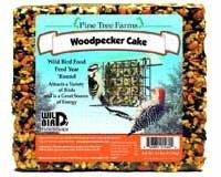 Pine Tree Farms 1480 Woodpecker Seed Cake, 2.5 Pounds pick a pine tree